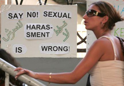 99% des femmes ont déjà été victimes au moins une fois d'harcèlement sexuel en Egypte
