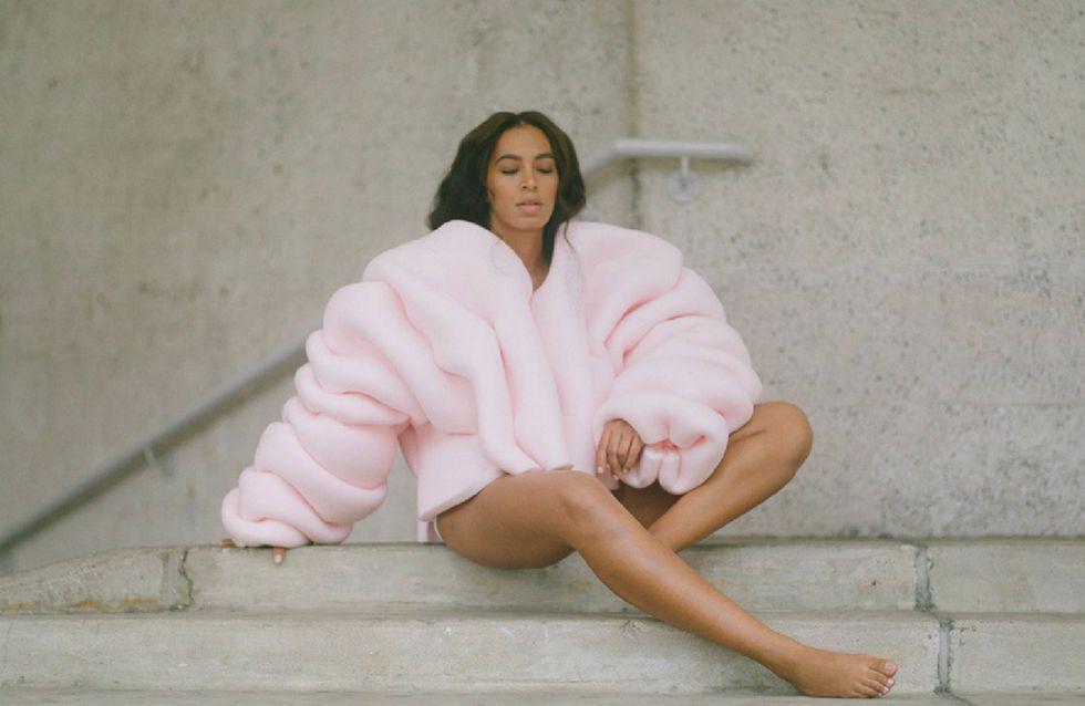 Solange dévoile un album magistral
