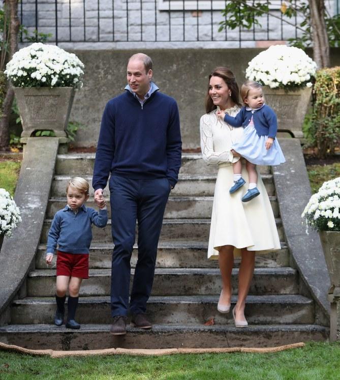 Kate Middleton au Canada