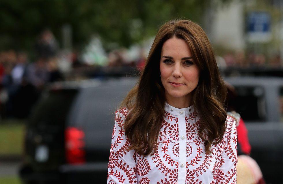On ne pensait pas que Kate Middleton dépenserait autant d'argent dans sa garde-robe...