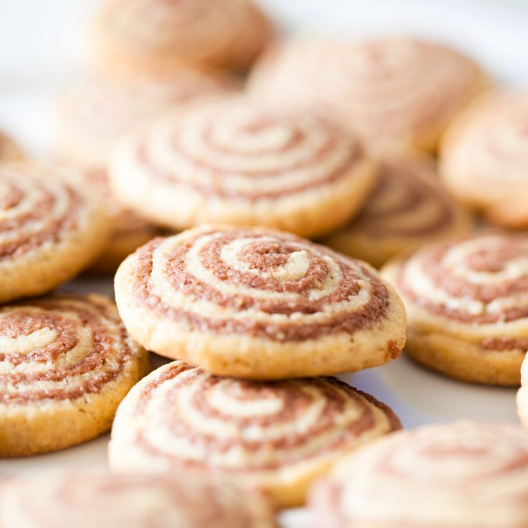 Receta galletas espirales