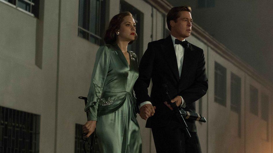 """Marion Cotillard et Brad Pitt réunis dans la bande-annonce du film """"Alliés"""" (Vidéo)"""