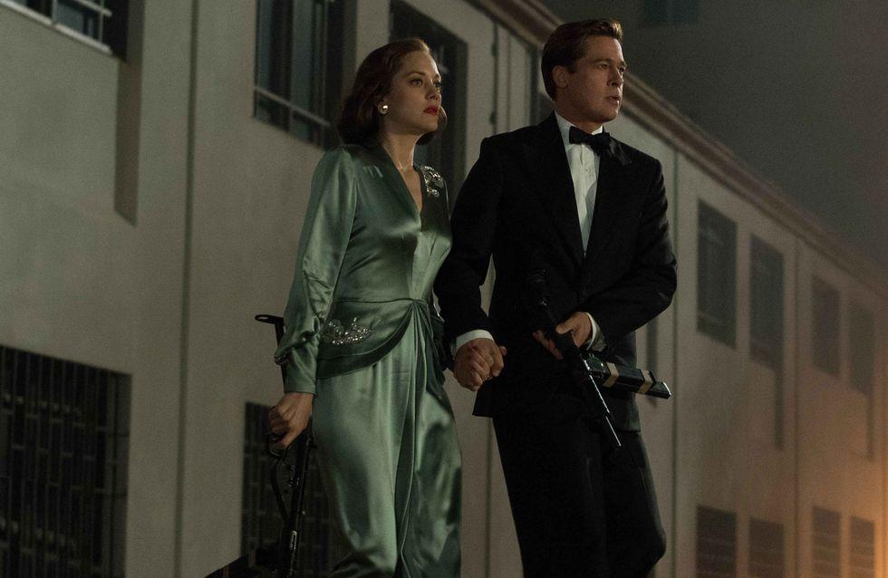 Marion Cotillard et Brad Pitt réunis dans la bande-annonce du film Alliés (Vidéo)