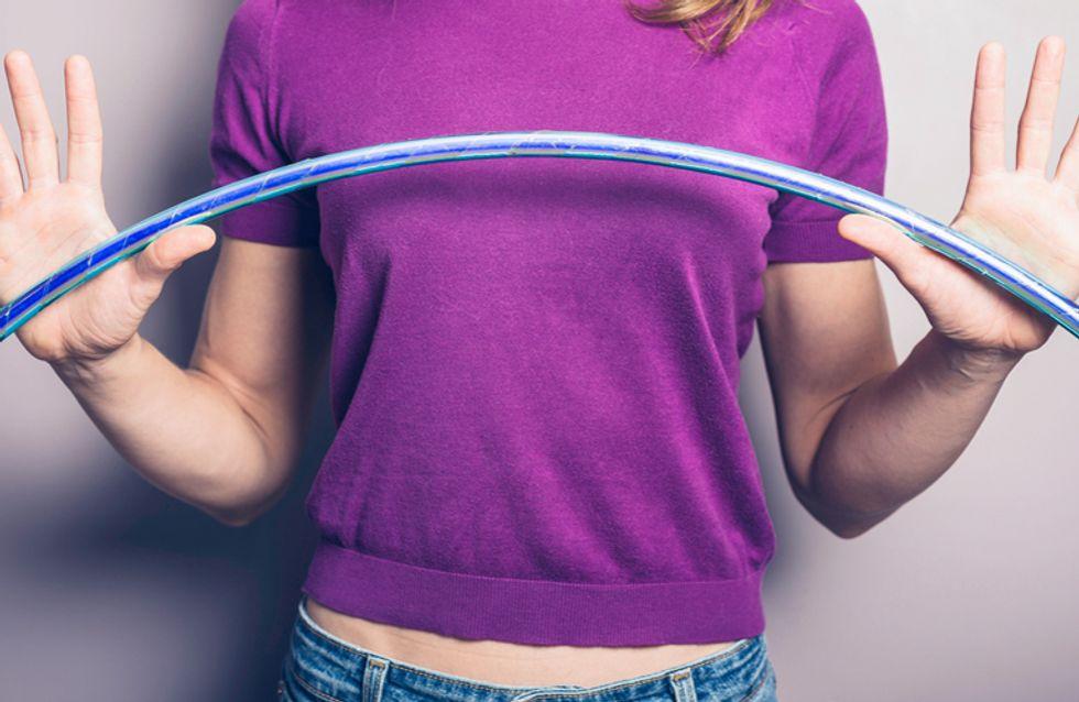 Hula Hoop Training: Mit ganz viel Spaß zum flachen Bauch