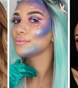10 idées make-up carrément waouh ! pour Halloween (vidéos)