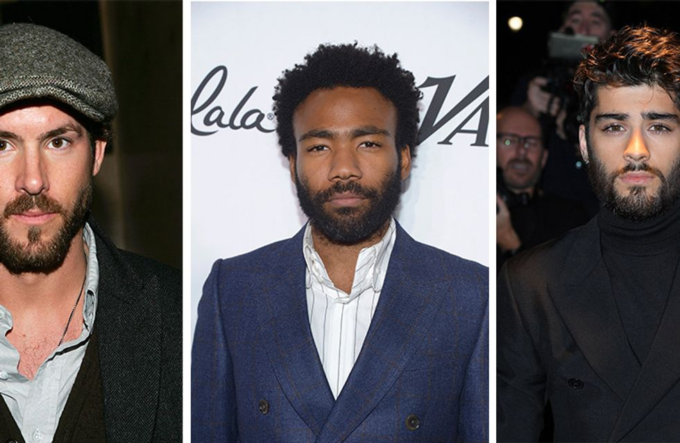 22 Hot Celebs That Prove Bearded Is Best