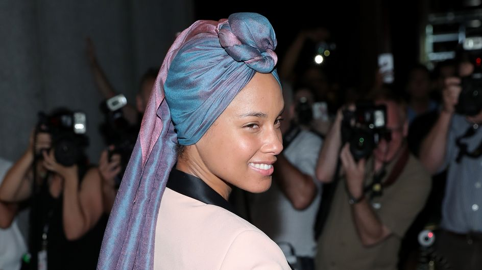 Alicia Keys : sa décision d'arrêter le maquillage lui demande quand même pas mal d'efforts