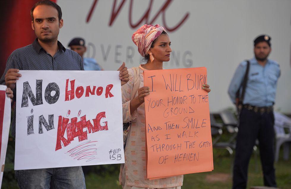 Le Pakistan met enfin fin à l'impunité des crimes d'honneur