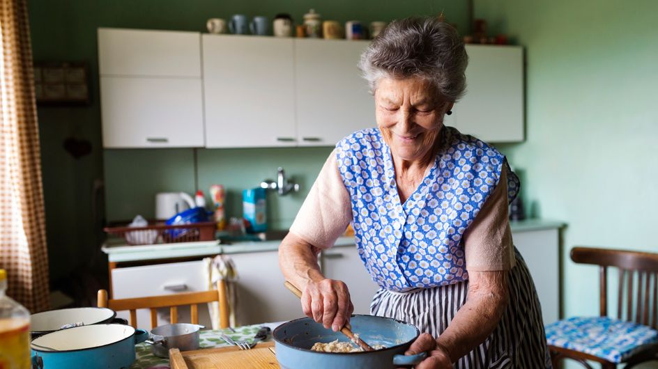 7 Gründe, warum Oma einfach die Beste ist ♥