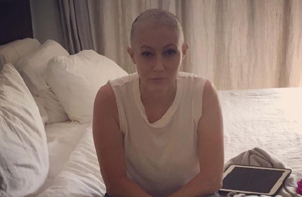 Shannen Doherty poursuit son combat contre le cancer avec force et courage