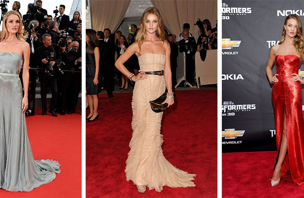 Coming Up Rosie: Miss Huntington-Whiteley's Style File