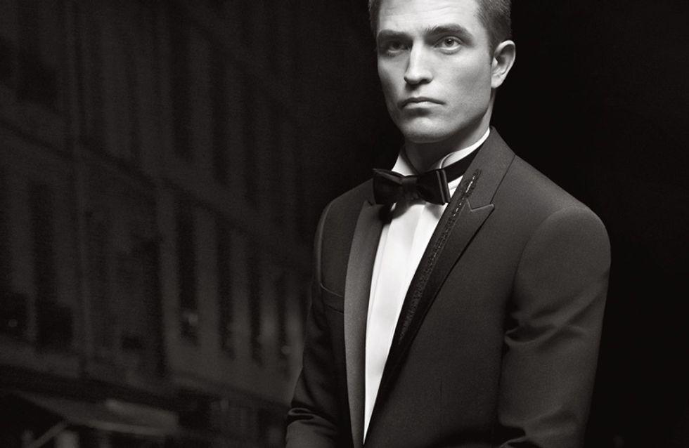 Robert Pattinson ne peut pas être plus sexy que dans la nouvelle campagne Dior (Photos)