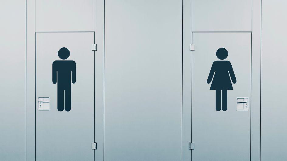 Les toilettes pour hommes seront désormais dotées de tables à langer