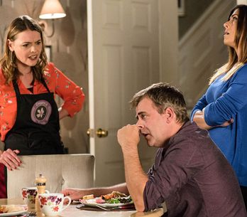 Coronation Street 17/10 - Steve Faces A Testing Time