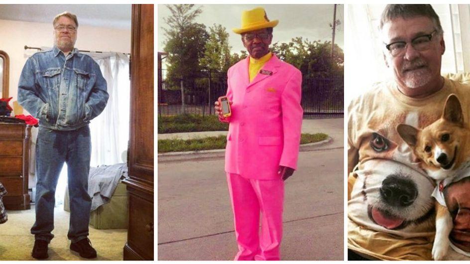 La moda (comoda ma di dubbia eleganza) dei papà: scoprite i #fashiondads