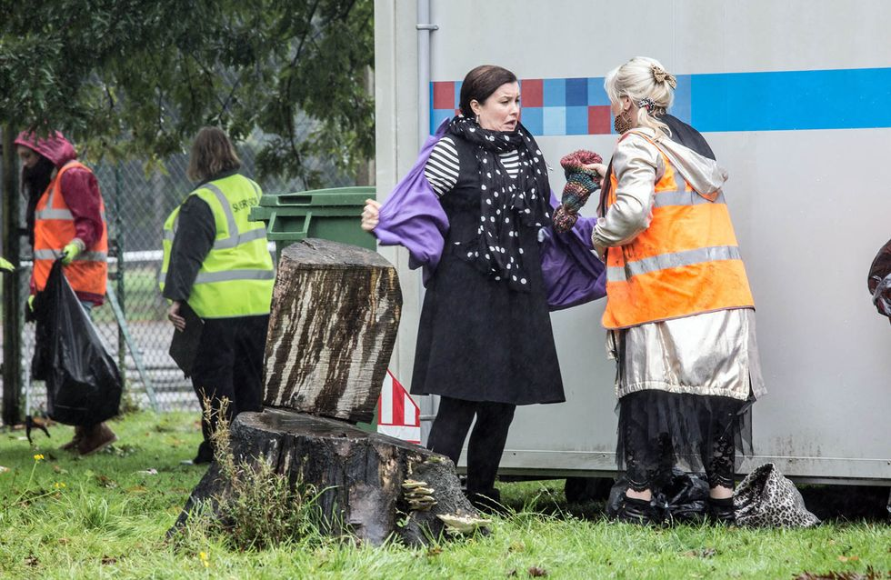 Coronation Street 21/10 - Mary Tinkers With The Truth