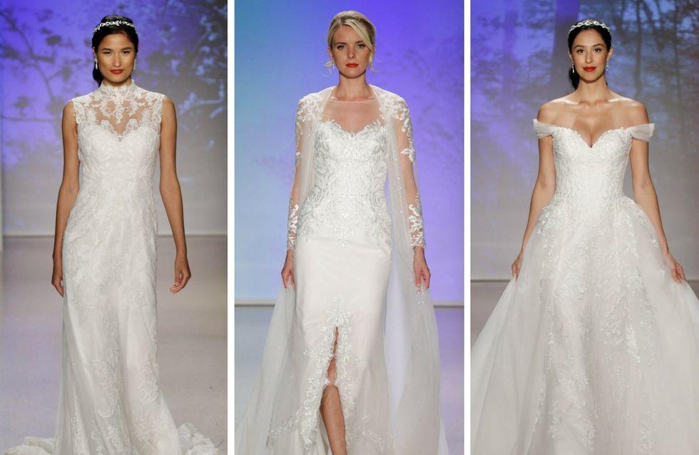 Ces robes de mariée inspirées des princesses Disney risquent de vous laisser bouche bée (Photos)