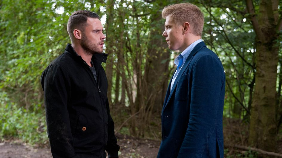 Emmerdale 17/10 - Will Robert Get To Propose To The Man He Loves?