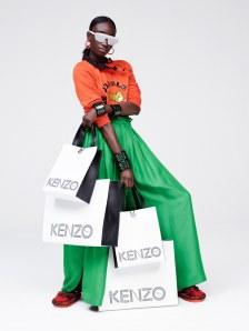La collection Kenzo x H&M en images