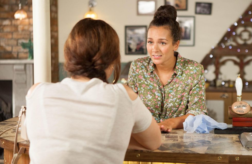 Hollyoaks 19/10 - Celine Remembers That She Drunkenly Sent Cleo's Email To Nathan