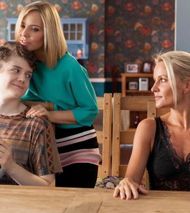 Hollyoaks 20/10 - Jude And Cindy See How Much Tom Needs His Sisters Around