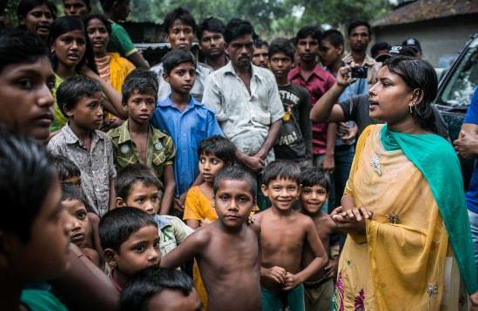 Après avoir échappé à un mariage forcé, Radha Rani se bat pour éradiquer cette pratique au Bangladesh