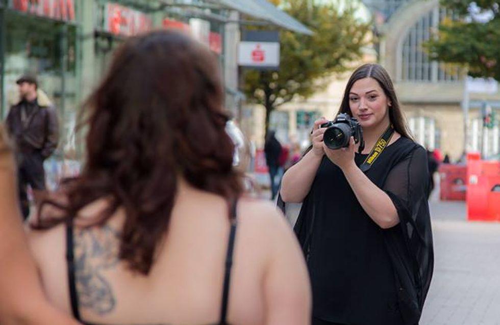 """""""Vous êtes tellement plus que des chiffres sur une balance !"""", l'interview rassurante d'une photographe et mannequin plus size (Photos)"""
