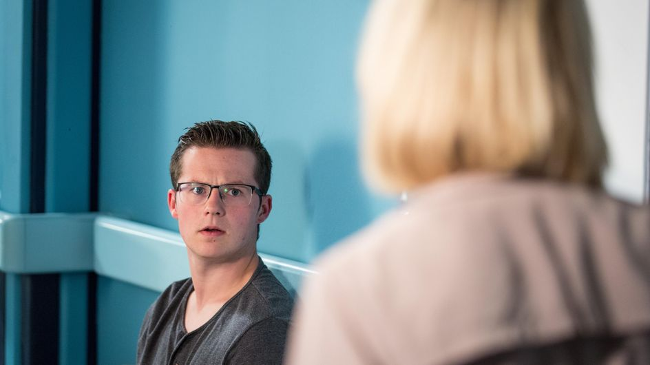 Eastenders 17/10 - Ben Is Taken Back When Kathy Turns Up At His Appointment