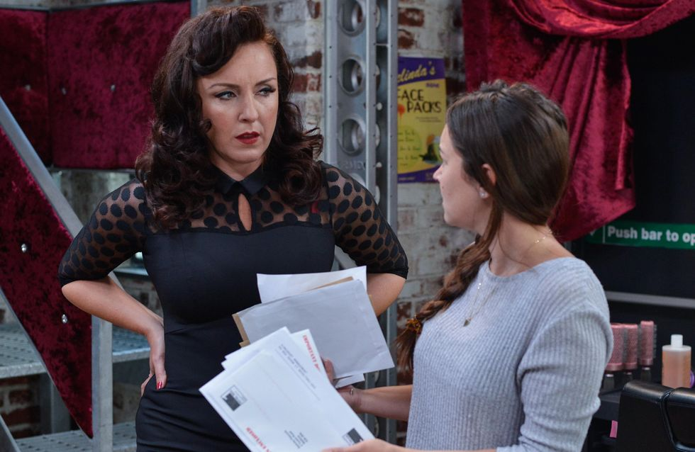 Eastenders 18/10 - Stacey Is Stunned To Learn Elysium Is In Serious Debt