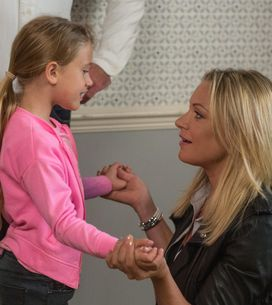 Eastenders 20/10 - Ronnie Suggests Roxy Spends Some Time With Amy