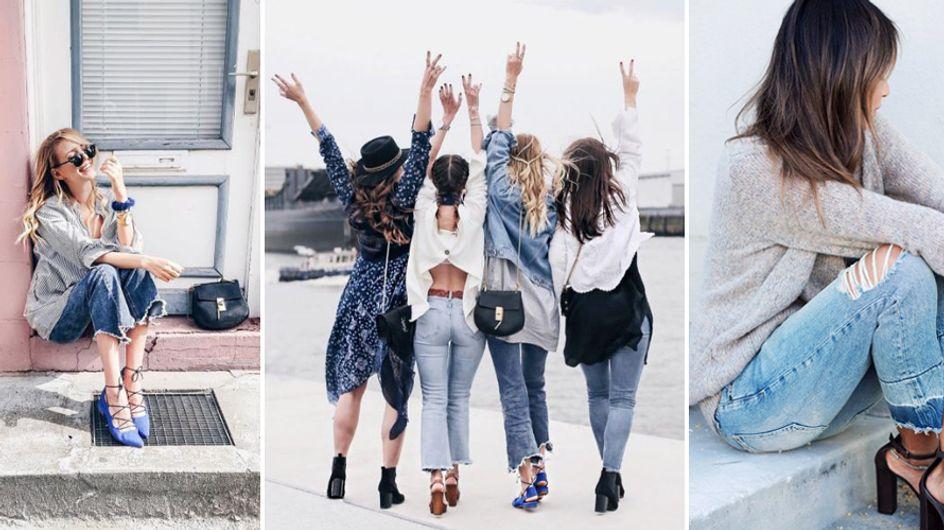Tendências jeans: DIY para transformar suas peças com estilo