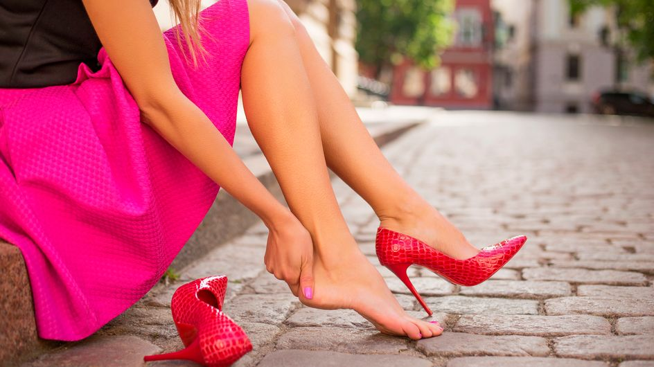 7 astuces pour que porter des chaussures neuves (même serrées, même à talon, même en fin de journée) soit toujours un plaisir