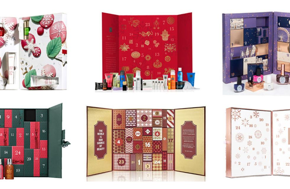 Our Pick of 2016's Best Beauty Advent Calendars
