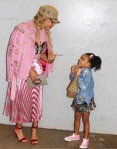 Beyoncé & Blue Ivy : telle mère, telle fille !