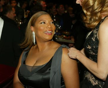 Queen Latifah antes