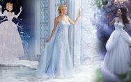 Einfach märchenhaft: So schön sind die neuen Brautkleider von Disney!