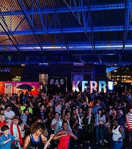 The Ultimate Street Food Party is Being Thrown in London This Friday