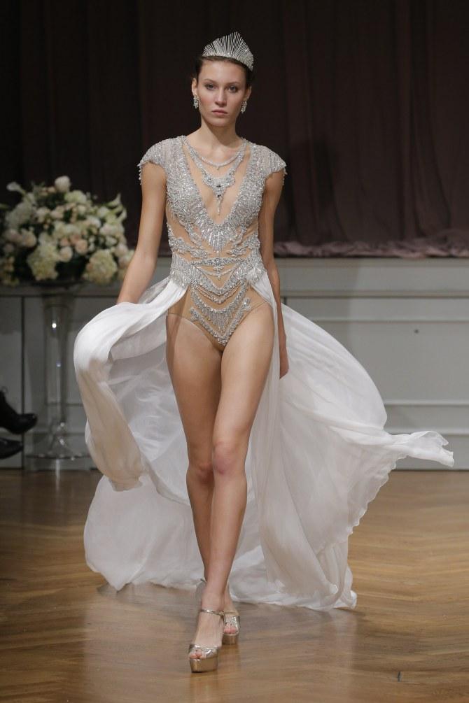 La mariée du designer Alon Livné