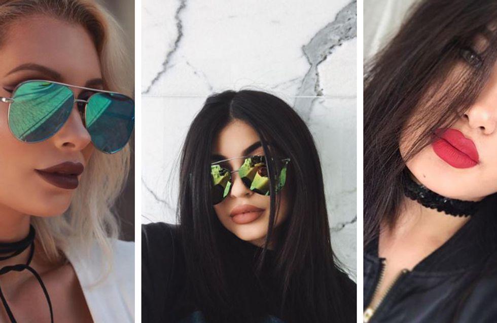 Der heißeste Beauty-Trend des Jahres! So tragt ihr Liquid Lipstick perfekt auf