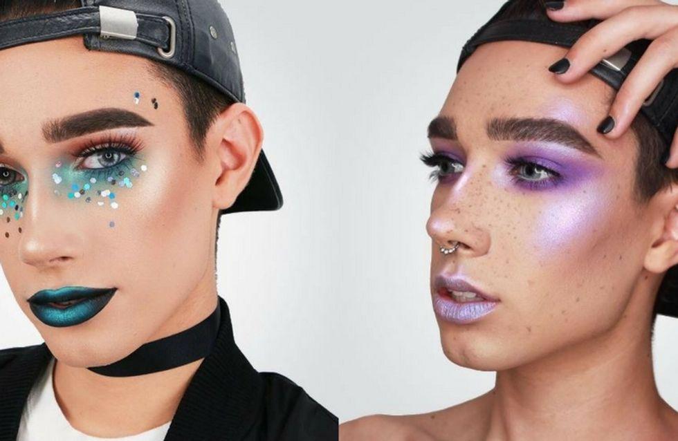 La marque de cosmétiques CoverGirl a choisi sa nouvelle égérie... et c'est un homme !