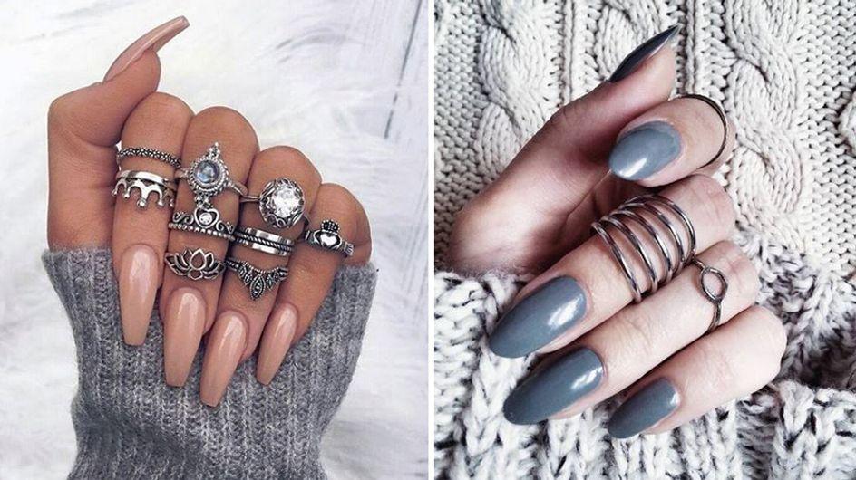 Schön oder schlimm? Künstliche Fingernägel feiern ihr Comeback!