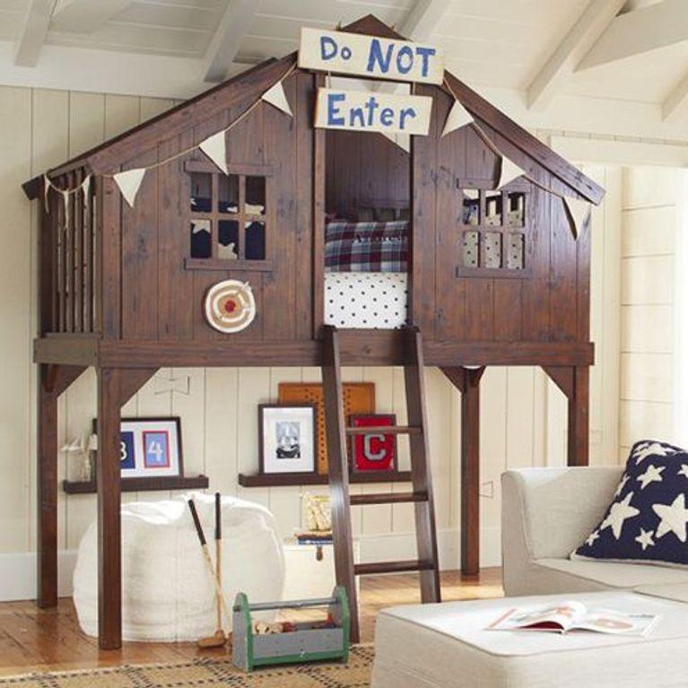 20 habitaciones originales para niños