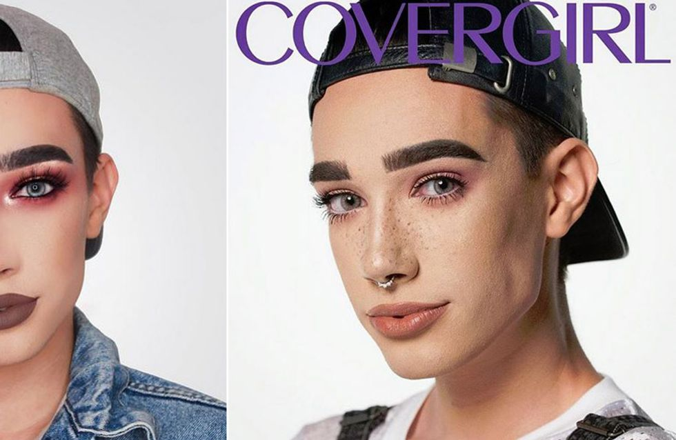Kosmetikmarke wirbt zum ersten Mal mit einem männlichen Model