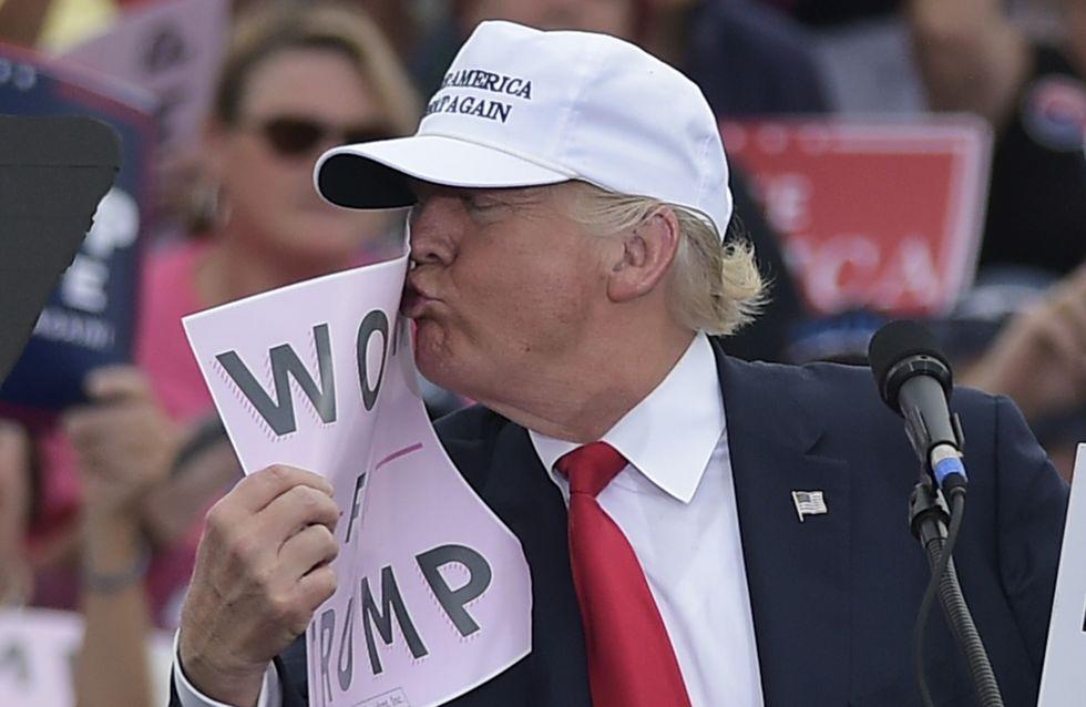 Donald Trump, de nouveau accusé d'attouchements sexuels (Vidéos)