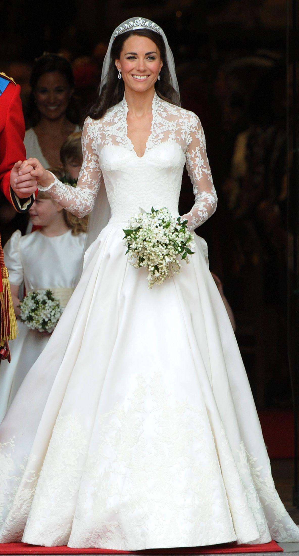 DAS sind die 5 teuersten Brautkleider der Welt!