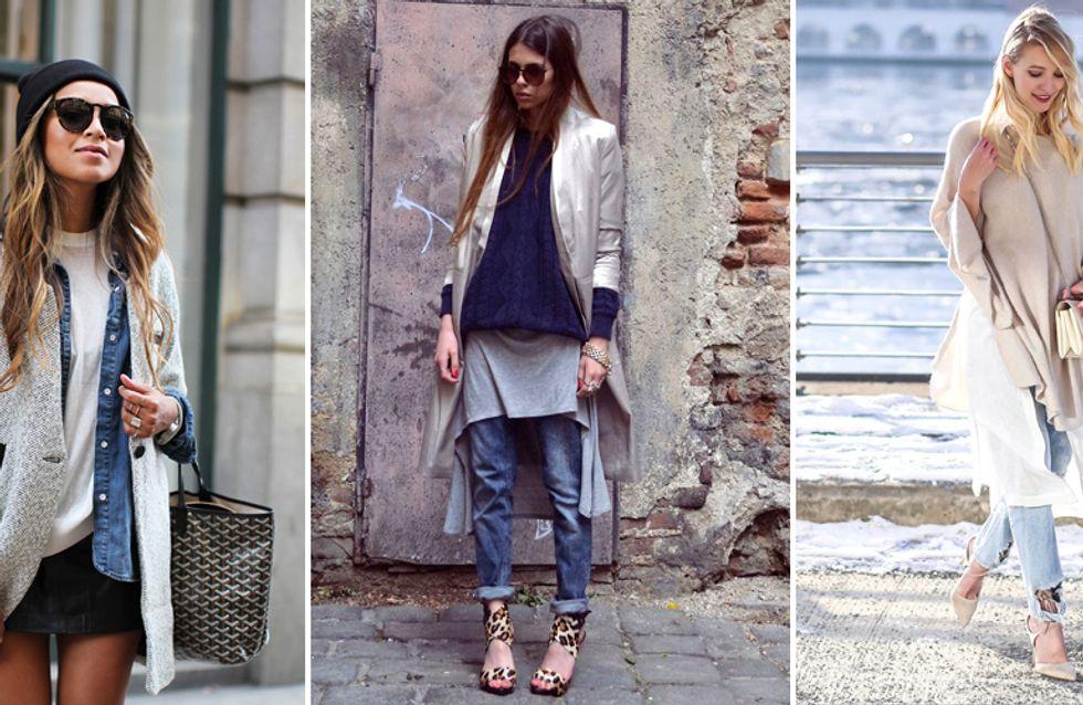 Vestirsi a strati: lo stile perfetto per la mezza stagione!