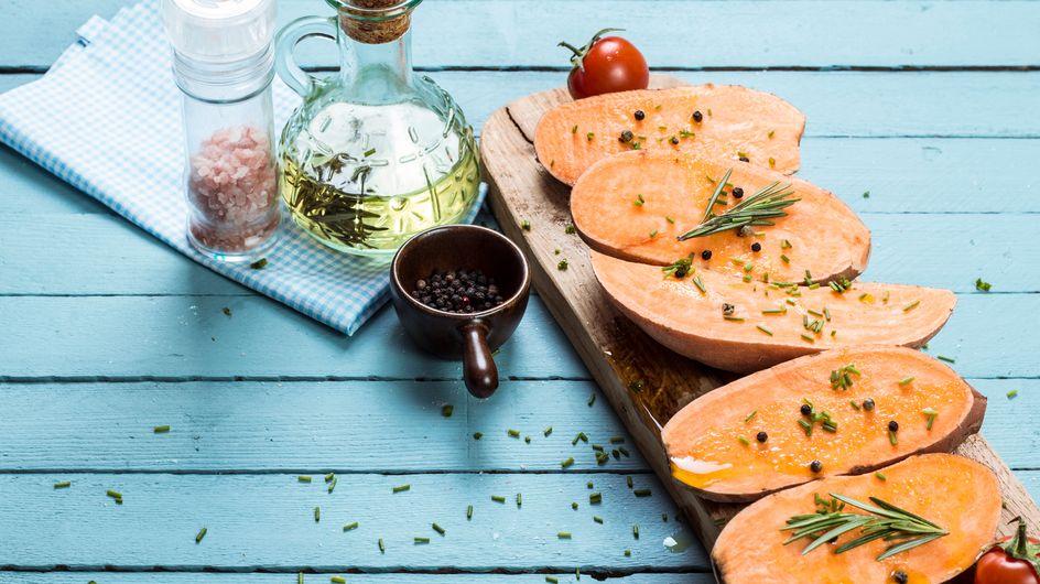 Patata dolce: proprietà e valori nutrizionali del tubero americano