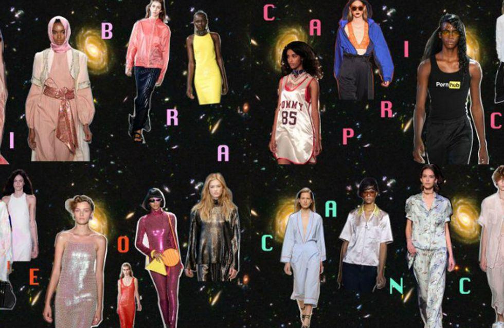 Em qual tendência de moda você deveria apostar de acordo com seu signo