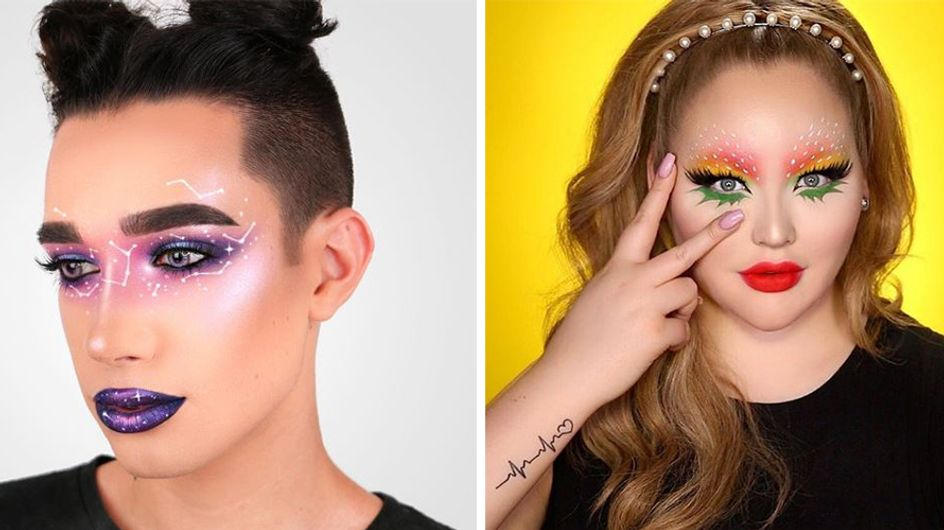 Mehr Zeit für Süßes! Schnelle Halloween-Make-up-Looks