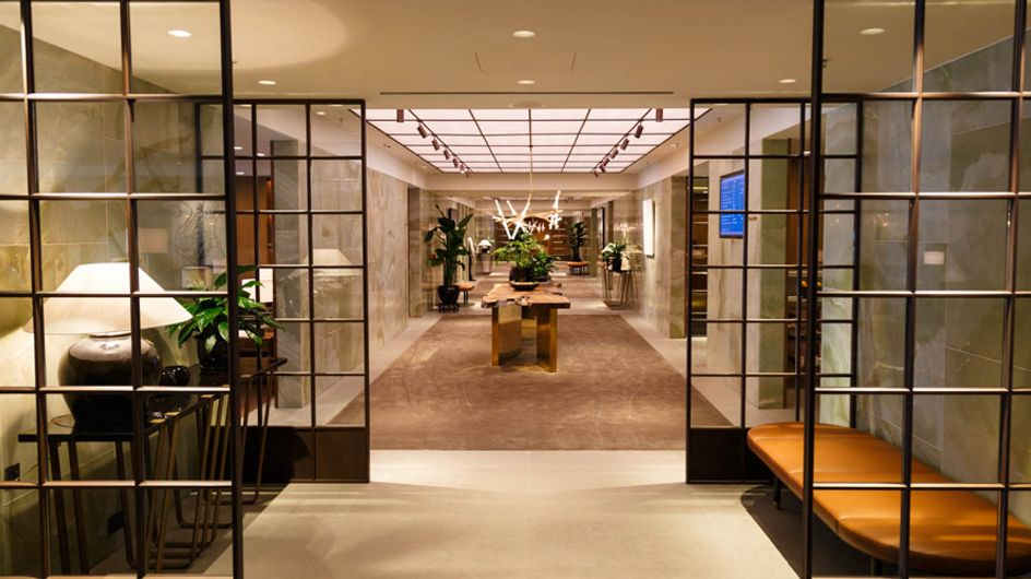 Embarque VIP! Os lounges em aeroportos mais luxuosos do mundo